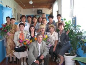 12 062 Педагогический коллектив школы.